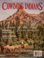 Cowboys and Indians Magazine Cover February/March 2017