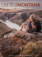 Central Montana Travel Planner Cover 2017